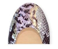 Lavender Snake